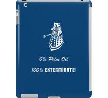 Dalek composition iPad Case/Skin