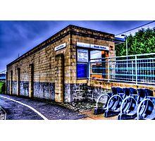South Hylton Metro Station Photographic Print
