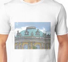 Dome, San Souci, Potsdam, Germany Unisex T-Shirt