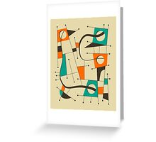 OBJECTIFIED 12 Greeting Card