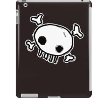 Cute Skull iPad Case/Skin