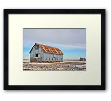 Prairie Cathedral 2 Framed Print