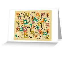 BEWITCHED Greeting Card