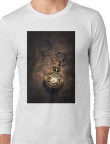 Ornamented pocket watch Long Sleeve T-Shirt
