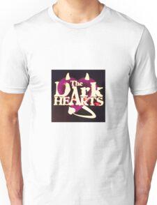 www.thedarkhearts.co.uk logo Unisex T-Shirt