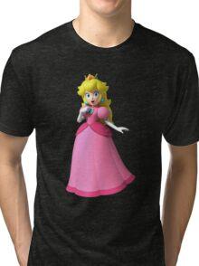 Princes Peach Tri-blend T-Shirt