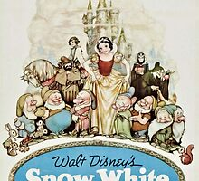 Snow white movie poster by emilyg23