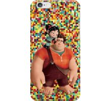 Pixel Pals iPhone Case/Skin