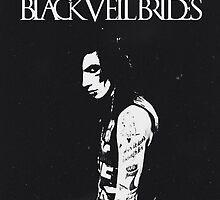 Black Veil Brides - Andy Biersack by LunarFlower