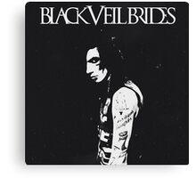 Black Veil Brides - Andy Biersack Canvas Print
