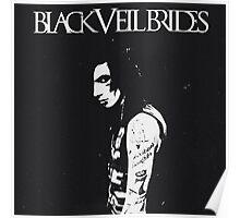 Black Veil Brides - Andy Biersack Poster