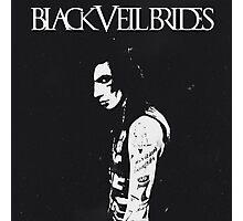 Black Veil Brides - Andy Biersack Photographic Print