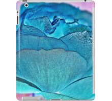 Rose from an inverted universe iPad Case/Skin