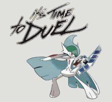 it's time to duel by legendofcaz612