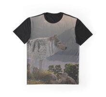 Lone Wolf Graphic T-Shirt