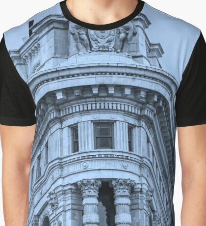 Flatiron Building Detail | New York City, New York Graphic T-Shirt