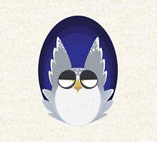 Just An Owl Zipped Hoodie