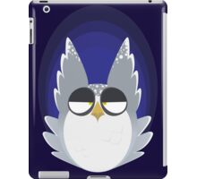 Just An Owl iPad Case/Skin