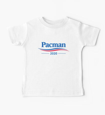 Pacman 2020 Baby Tee
