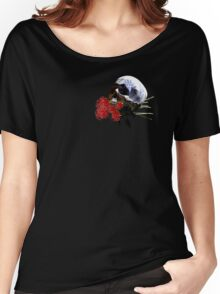 skullroses Women's Relaxed Fit T-Shirt