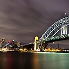 Timeless Sydney Citylights by sharath