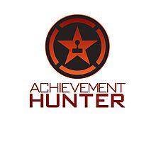 Achievement Hunter (Red) Photographic Print