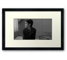 Winona Ryder - Girl, Interrupted Framed Print