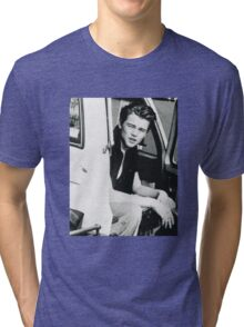 Leo DiCaprio - 90's Tri-blend T-Shirt