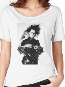 Depp + Ryder / Edward Scissorhands Women's Relaxed Fit T-Shirt