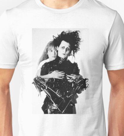 Depp + Ryder / Edward Scissorhands Unisex T-Shirt