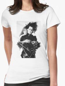 Depp + Ryder / Edward Scissorhands Womens Fitted T-Shirt
