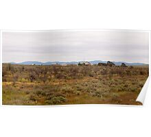 Home Sweet Home, Outback South Australia. Poster