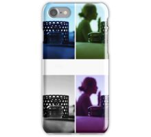 breakfast at Tiffanies iPhone Case/Skin