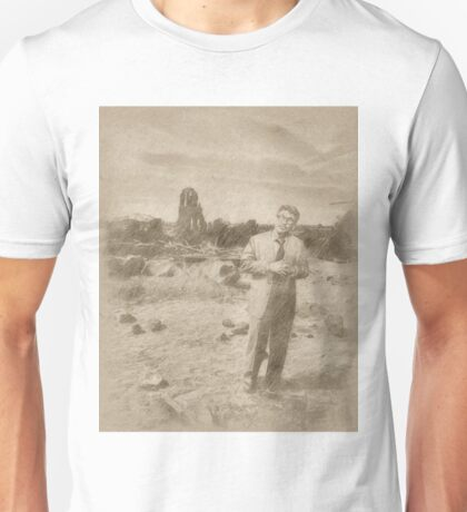 Burgess Meredith in The Twilight Zone Unisex T-Shirt