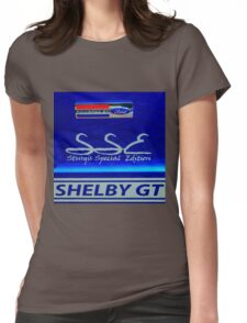 Shelby GT Sturgis Special Edition Womens Fitted T-Shirt