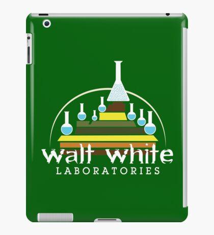 Walt White Laboratories  iPad Case/Skin