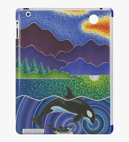 Orca Sonic Love iPad Case/Skin