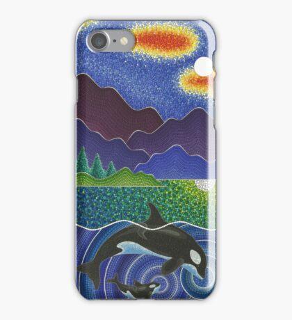 Orca Sonic Love iPhone Case/Skin