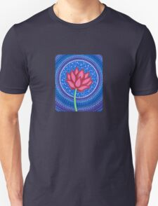 Splendid Calm Lotus Flower T-Shirt