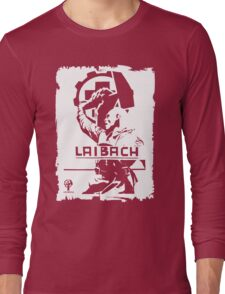 Laibach, Industrial music Long Sleeve T-Shirt