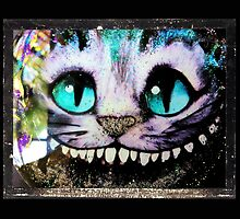 Cheshire Cat from Alice Wonderland   by notguilty
