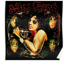 Alice Cooper Band Poster