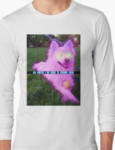 Charged Up Shoob Long Sleeve T-Shirt