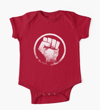 Revolution fist T-Shirt One Piece - Short Sleeve