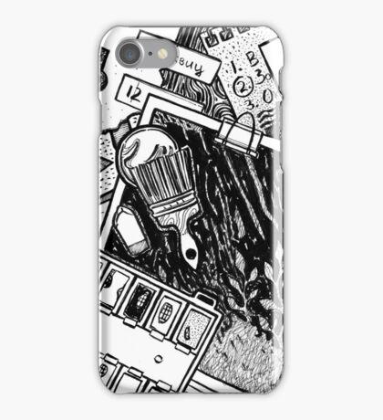 Illustrator's work iPhone Case/Skin