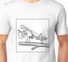Eat, prey, love Unisex T-Shirt