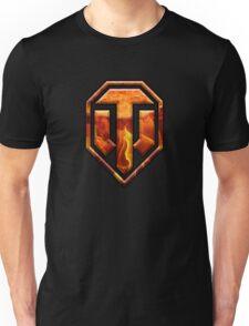 WOT Fire Logo Unisex T-Shirt