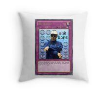 Yung Lean Yu Gi Oh! Throw Pillow