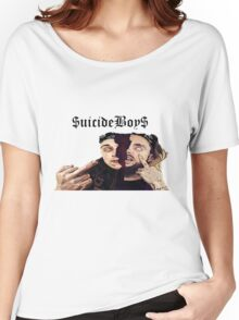 Suicide Boys Scrim and Ruby Women's Relaxed Fit T-Shirt