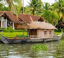 Kerala Backwaters by Jitesh Chauhan